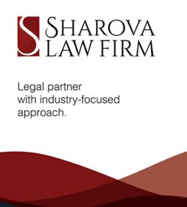 Sharova Law logo 2019