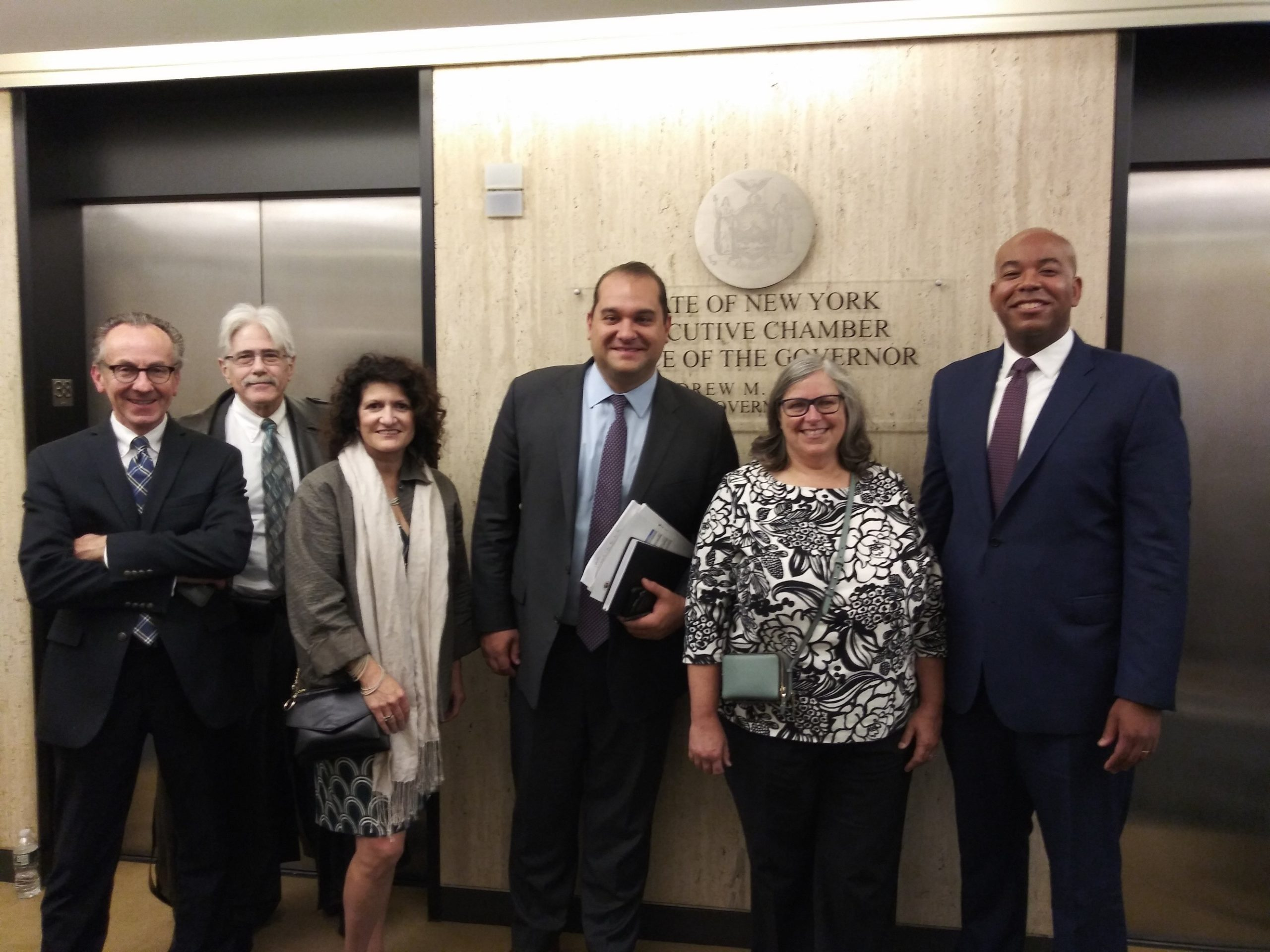 NYMBA meets with Governor Cuomo's Staff on Manufactured Housing Title Conversion